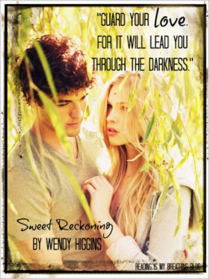 Sweet Reckoning quote image.