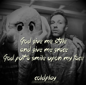 coldplay quotes | Tumblr