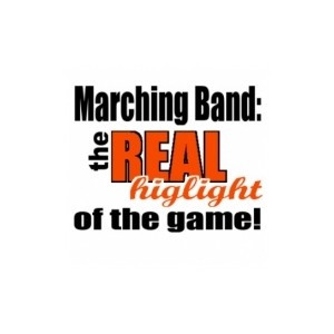 marching band trumpet high band schedule