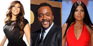 AIQ…Wendy Williams, Lee Daniels, Toni Braxton, Kim Kardashian & more ...