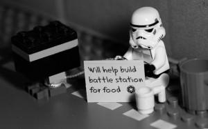 Star Wars Funny Stormtrooper Wallpaper