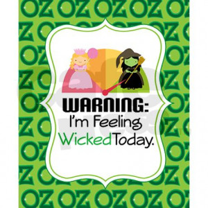 wizard_of_oz_wicked_witch_quote_throw_blanket.jpg?height=460&width=460 ...