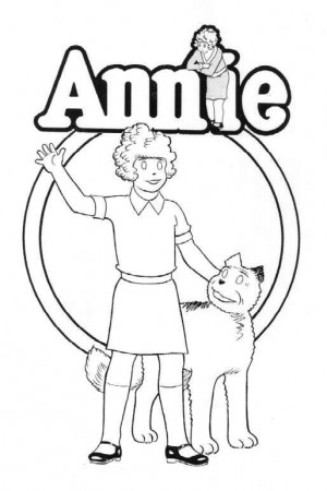 | annie in 1979 were generously donated to the little orphan annie ...