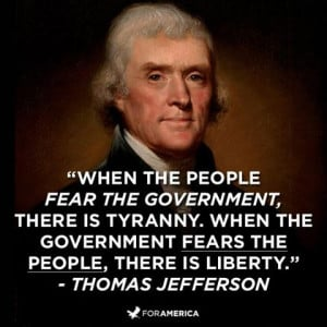 REPIN if you agree with Thomas Jefferson,