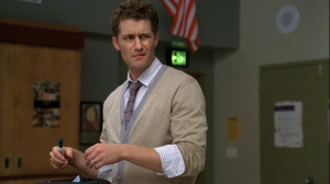 Will Schuester From Glee