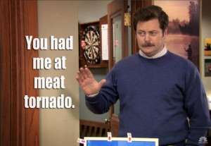 19 Hilarious Quotes From Ron Swanson