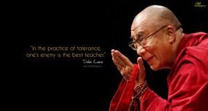 Dalai Lama Quote Wallpaper