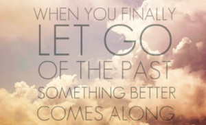 Moving On From The Past