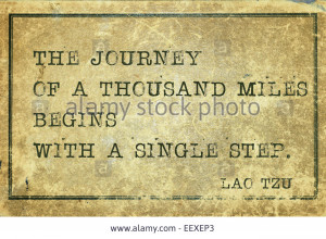 Lao Tzu Quotes Journey of 1000 Miles