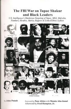 ... John Potash, author of The FBI War on Tupac Shakur and Black Leaders
