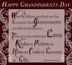 ... grandparents day quotes, special day of grandparents, special quotes