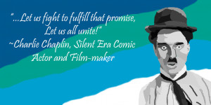 Quotes and Quoters: Charlie Chaplin by BobsEpicStuff