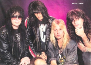 MÖTLEY CRÜE: Dr. Feelgood (1989)