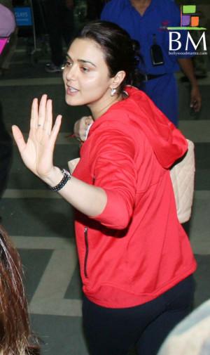 Thread: Gorgeous Preity Zinta.....