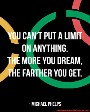 10 Of The Best Quotes From Olympic Athletes Motivational Quotes