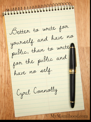 Quote You Don Write Because