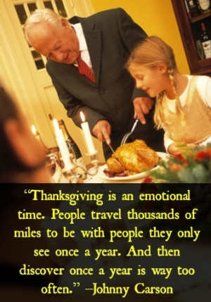 Funny Thanksgiving Quotes – Have a Laugh with these Quotes about ...
