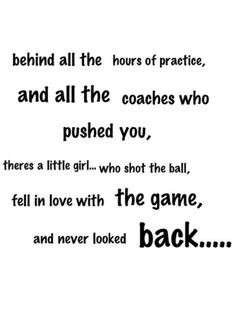 Good Basketball Quotes For Girls. QuotesGram