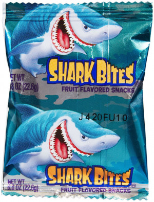 Betty Crocker Shark Bites Fruit Snacks
