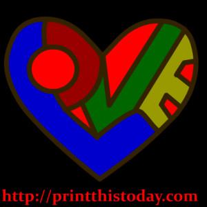 clip dinosaurs in love clip art love cli 1 345 377 love hearts clip ...