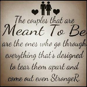 Soulmate Quote #soulmate #love