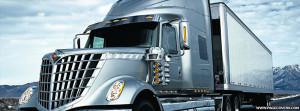 Big Truck Facebook Covers