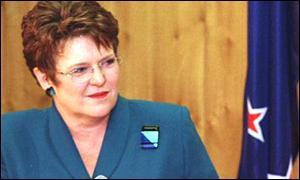 Jenny Shipley Prime Minister NZ