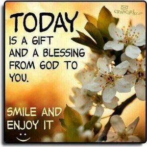 ... good morning god while others wake up and say good god it s morning