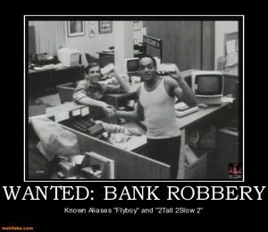 Robbery Funny