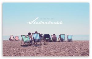 Summer Beach HD wallpaper for Standard 4:3 5:4 Fullscreen UXGA XGA ...