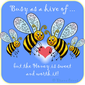 Busy Bee This Week