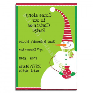 this christmas party invitations wording picture is in xmas category ...