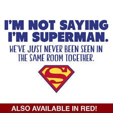 Superman Funny Quotes Funny superman.