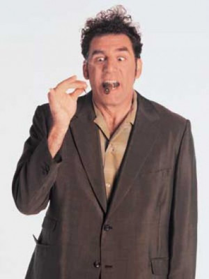 kramer is a character from seinfeld