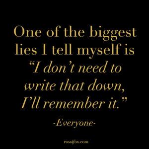 Ramblings about myself...