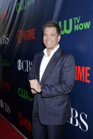Michael Weatherly at TCA CBS party - NCIS - TV Fanatic