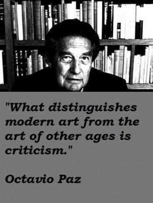 Octavio paz famous quotes 5