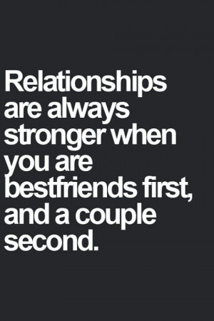 Love Quote of the day. Unknown Author Relationships are always ...
