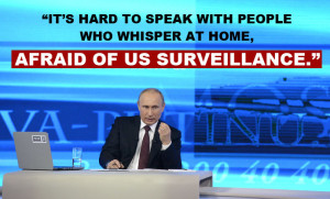 """Putin's Top LIVE-TV 10 Q&A Quotes: """"The US Will Cut Off Their Nose ..."""