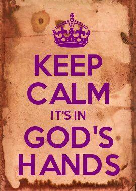 God's got this.