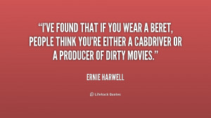 Ernie Harwell Quotes