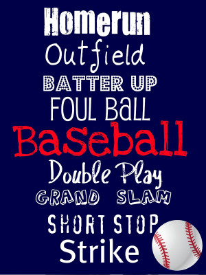 Baseball Quotes Sayings And