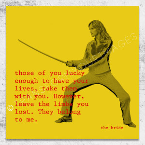 Kill Bill 2 Quotes