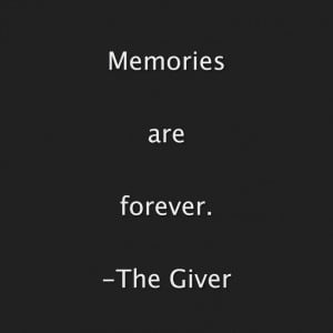 The Giver Lois Lowry Quotes