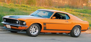 Ford Mustang Car Insurance Quotes and Information