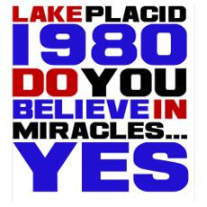 Miracle on Ice 1980 Poster