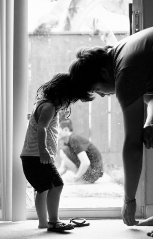 Importance of a Fatherly figure in your kid's life.