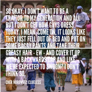 Clueless Quotes from Cher: Clueless Movie Quotes, Clueless 33, Classic ...
