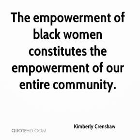 Black Empowering Women Quotes