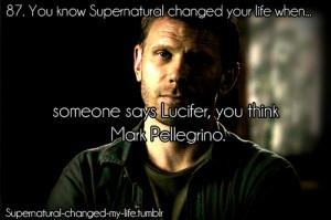 Lucifer ψ - supernatural Photo